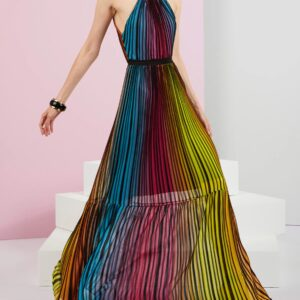 Long dress Tresor NENETTE