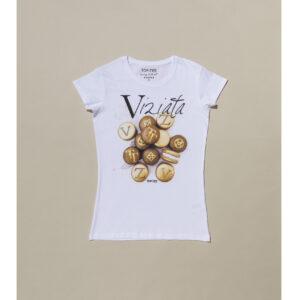 T-shirt Viziata TOP TEE