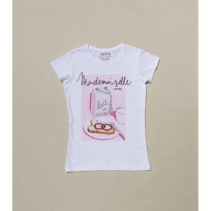 T-shirt Mademoiselle TOP TEE
