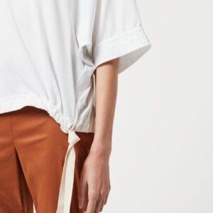 T-shirt gros grain LIVIANA CONTI