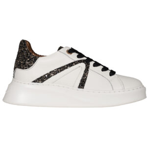 Sneakers Carnaby White Gold ALEXANDER SMITH