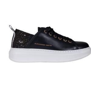 Sneakers Wembley Black Copper ALEXANDER SMITH